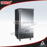14 Pan Stainless Steel Commercial Food Blast Freezer/Quick Blast Freezer/Blast Chiller Freezer