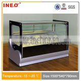 Counter Top Compact Design Ice Cream Display Cabinet/Ice Cream Dipping Cabinets/Ice Cream Chiller