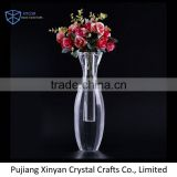 Newest selling super quality high grade crystal vases for weddings wholesale