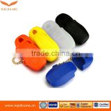 car key cover , silicone car key cover ,3 button remote control OEM silicone car key cover protective cover
