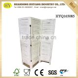 Shabby chic room divider decorative wood screen
