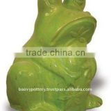 Vietnam clay animal planter