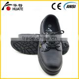 oil resistant safety shoes with Buffalo leather ppe safety equipment
