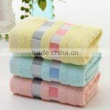 Pure cotton towel Cheap cotton towel