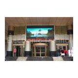 Stadium P10 Outdoor Full Color LED Display Screen For Commercial Advertisement 7000cd/