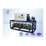 Garlic Cold Storage cool room refrigeration units with Hanbell / Bock Compressor