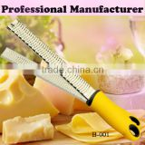 OEM factory directly high quality vegetable kitchen zester grater,cheese grater