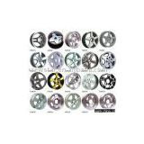 Aluminum Alloy Wheel Rims for BMW,Mercedes Benz,VW,Porsche,Audi,Dodge,