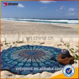 luxury beach towel printed