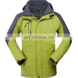 waterproof cheap mens ski winter jacket with TUV certificvation