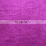linen cotton fabric with high quality linen dress