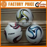 Customized Logo OEM Designed Promotional PU Soccer Ball