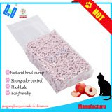Pet product: hot sell tofu cat litter with flushable,clump