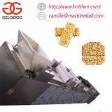 Stainless Steel Snack Food Cereal Bar Processing Machine Manufacturer | Top Quality Sesame Seed Candy Cereal Making Machine
