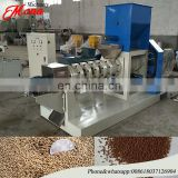 Manufacturer direct supply 220v electric 30-40kg/h floating fish feed pellet machine price
