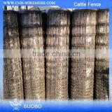 Hot Diped Galvanized Animal Enclosure Fence Galvanized Cattle Panels Goat Panels For Sale
