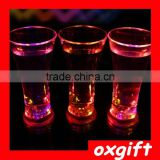 Oxgift Glow in the dark drinking water glass led flashing juic cup