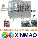 RCGF series automatic jucie and tea drink machine for bottle filling from 1000bph to25000bph
