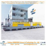KINGSUN Good Quality 0.6~1 m/min Machinery Polishing Man-made Stone/Grinding Equipment for Quartz Stone