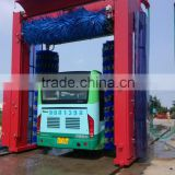 PE-730 Rollover Bus Wash, Automatic Bus Wash, Truck Washing Machine