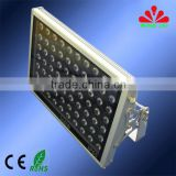 new 2015 hot selling ip65 outdoor high power dmx control 200w 300w 100w rgbw led flood light