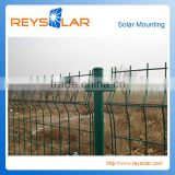Solar Module Racking Energy Solar Electric Gate Mesh Panel Protective Fence