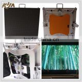 High Brightness P6 SMD indoor full color advertising rental led display / P6 indoor led display panel / P6 indoor led