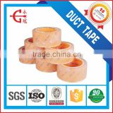 2016 China factory wholesale custom high quality super clear opp packing tape