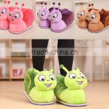 Cute cartoon warm shoes slippers winter boot for kids children warm shoes                                                                         Quality Choice