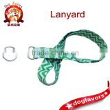 Green Chevron Lanyard Keychains for Women, Cool Lanyards for Keys, Id Badge Holder Necklace Lanyards, Cute Lanyards for Badges