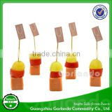 custom printed cocktail flag toothpicks made in china FDA test for party food decoration
