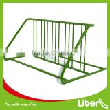 Commercial Bike Shelter Area Used Bicycle Parking Rack for Secure Bike Storage
