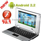 INquiry about 7 inch CPU 800MHZ 256M RAM 4G Flash support wifi wm8650 netbook android