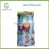 Promotion alibaba china hot sale shower toy of fountain bath toy