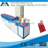 Cold Rolling Shutter Door Roll Forming Machine Producting Line