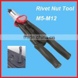 M5-M12 HEAVY DUTY HAND RIVET NUT TOOL