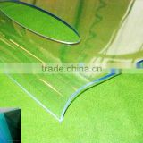 green recyceled material pet gag petg plastic sheets for blister thermoforming machine factory since 2000 certificated by SGS