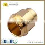 Dongguan Professional Factory Professional Custom Aluminium, Brass, Steel, Stainless Steel Tube, Tube for Connector with Plated