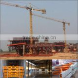 Top sky factory supply tower crane