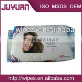 female facial wipes for removing makeup with iso