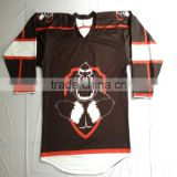 2014 new design camo hockey jersey ice hockey wear