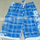 MENS BEACH SHORT CARGO PANTS STOCK