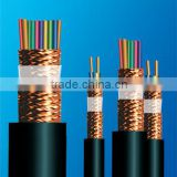 PVC insulated PVC sheath Copper conductor copper tape screened steel tape armored multicore control power cable