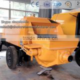 High Quality Small trailer concrete pumps for sale