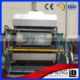 Pulp moulding egg/fruit tray machine/recycling waste paper egg tray machine with CE approved