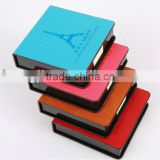 hardcover leather note pad gift items