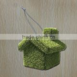 hanging home paper air freshener/ little trees car air freshener