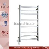 Stainless Steel ladder electrically heated towel rail BF91