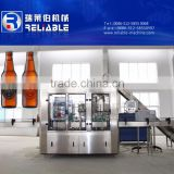 Full Automatic Excellent Quality Glass Bottle Beverage Washing Filling Capping Machine in Cheap Price