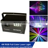 high power outdoor advertising laser projector ,full color laser show system,laser stage light for event